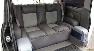 Modifikasi Mobil Suzuki APV 2014