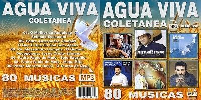Coletanea Agua Viva MP3 2014