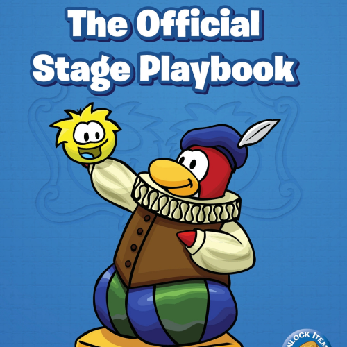 Club Penguin Official Stage Playbook Codes