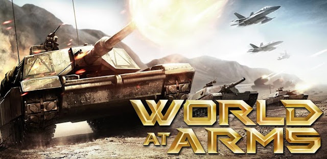 World at Arms v1.6.0g Apk Mod [Unlimited Money]