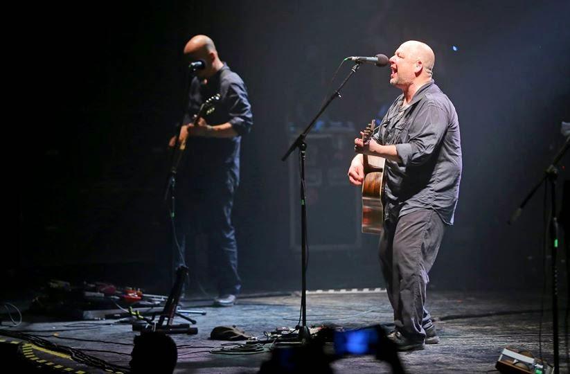 El Sideshow de Pixies en Lollapalloza