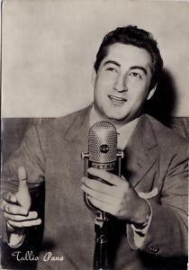 Sanremo 1955 - Tullio Pane - Il torrente