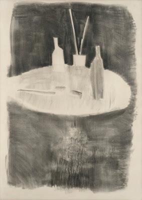 wanafoto nicolas de stael oeuvres sur papier galerie jeanne bucher paris exposition en. Black Bedroom Furniture Sets. Home Design Ideas