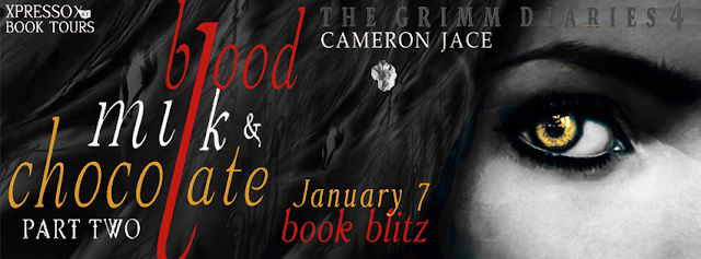 Book Blitz: Blood, Milk & Chocolate – Part 2 by Cameron Jace
