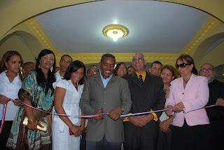 Ayuntamiento de Cambita Garabito inaugura moderno Palacio Municipal