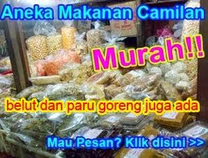 Aneka Makanan Camilan (Aneka Makanan Ringan)