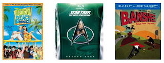 TV DVDs this week - Teen Beach Movie, Star Trek, Banshee
