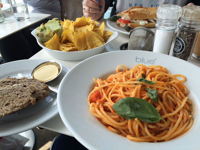 Blue 360 Amsterdam Restaurant Review