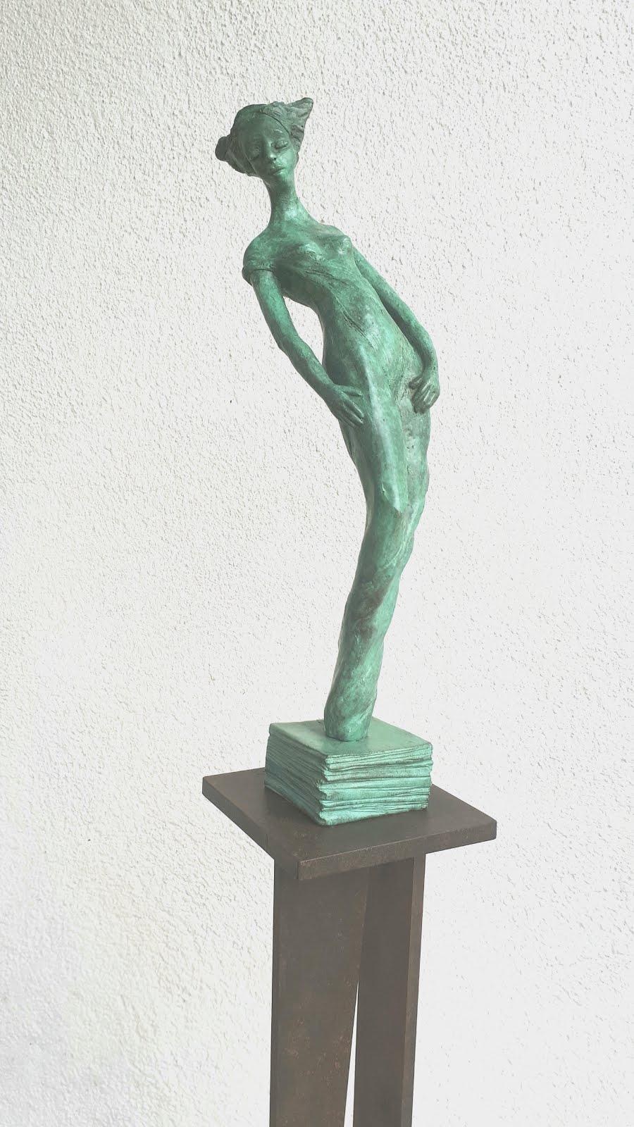 FEUFOLETTE  Bronze