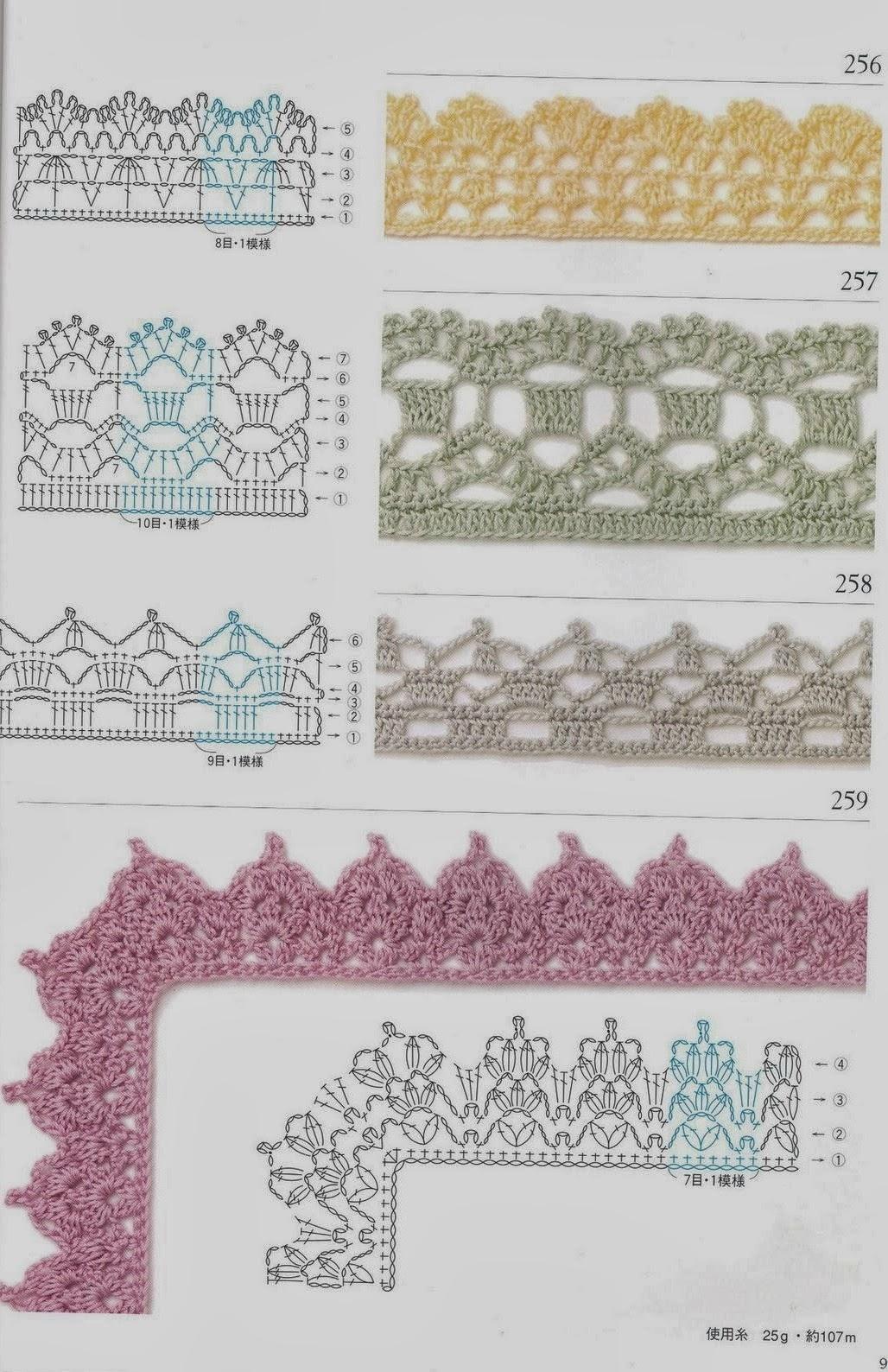 Вязанные кактусы крючком схемы и описания