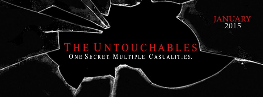 Cover Reveal + Giveaway – The Untouchables by J.J. McAvoy