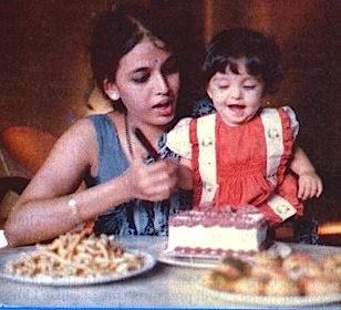 Aishwarya Rai Baby
