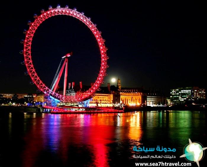 لزوار لندن 7 معالم سياحية