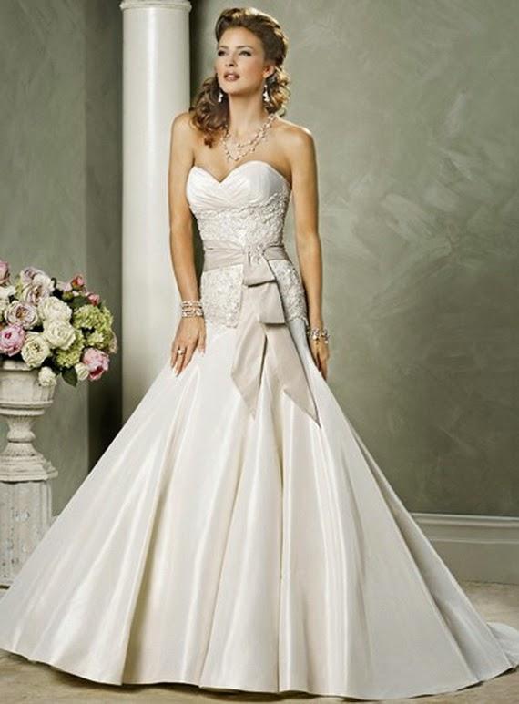 gaun pengantin terbaru