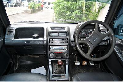 Foto Interior Suzuki Vitara 4x4