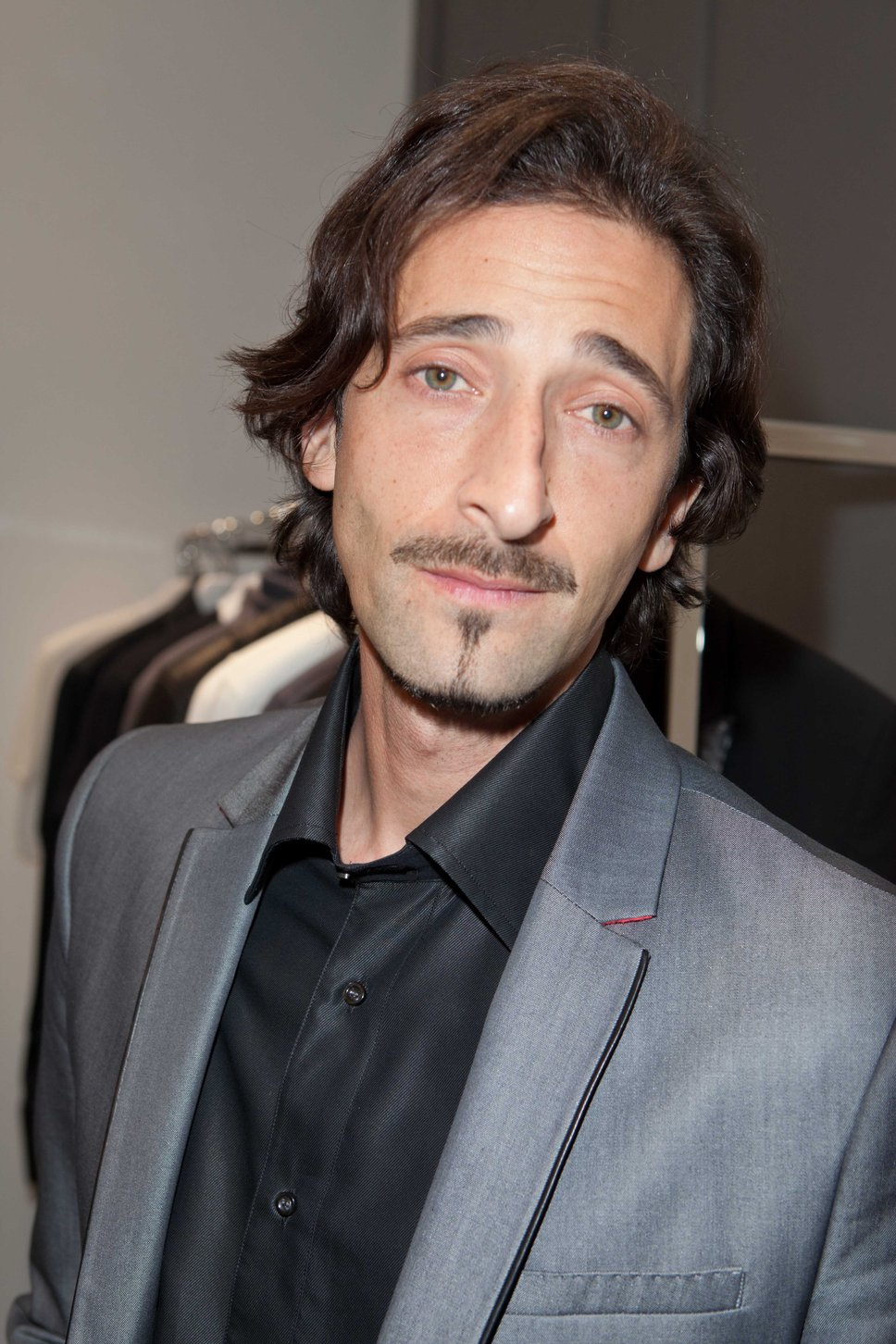 Adrien Brody HairStyle (Men HairStyles) - Men Hair Styles Collection