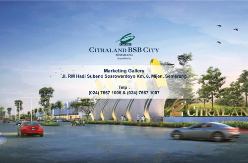 Perumahan Citraland BSB City