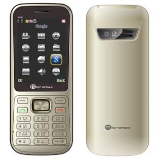 Micromax X231 Dual SIM Mobile