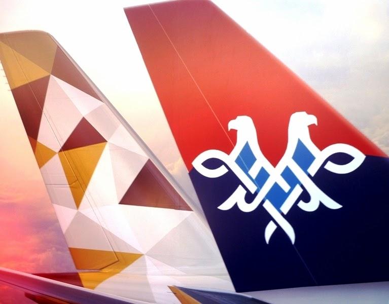 Jet Airways Etihad Airways Strategic Alliance