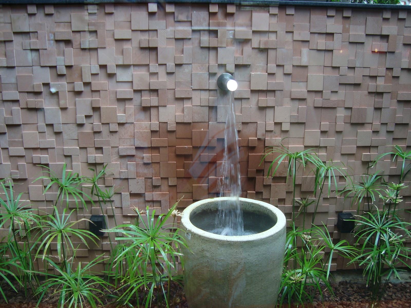 Atrio Arquitetura e Paisagem #436939 1600x1200 Banheiro Com Lavatorio Externo