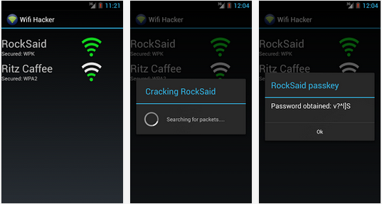 wifi hacker app android real
