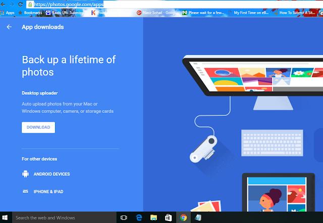 Download Google Photos App