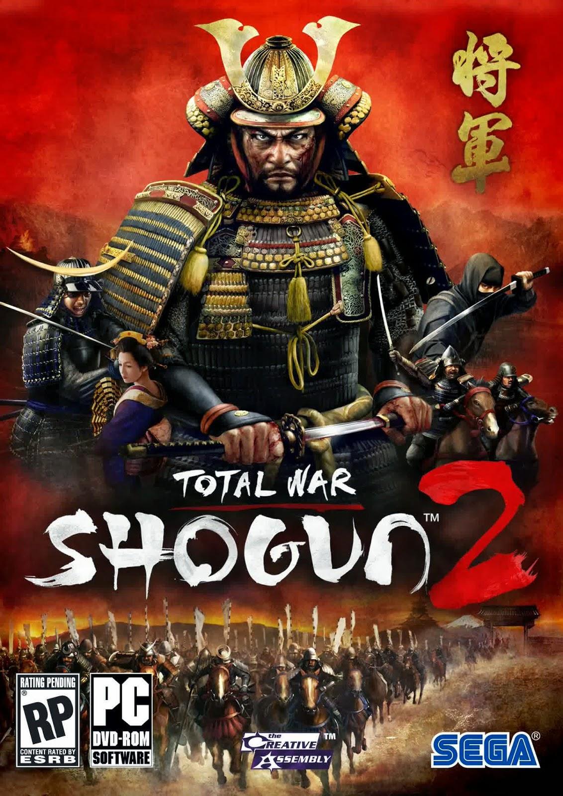 Total War SHOGUN 2 Full Game