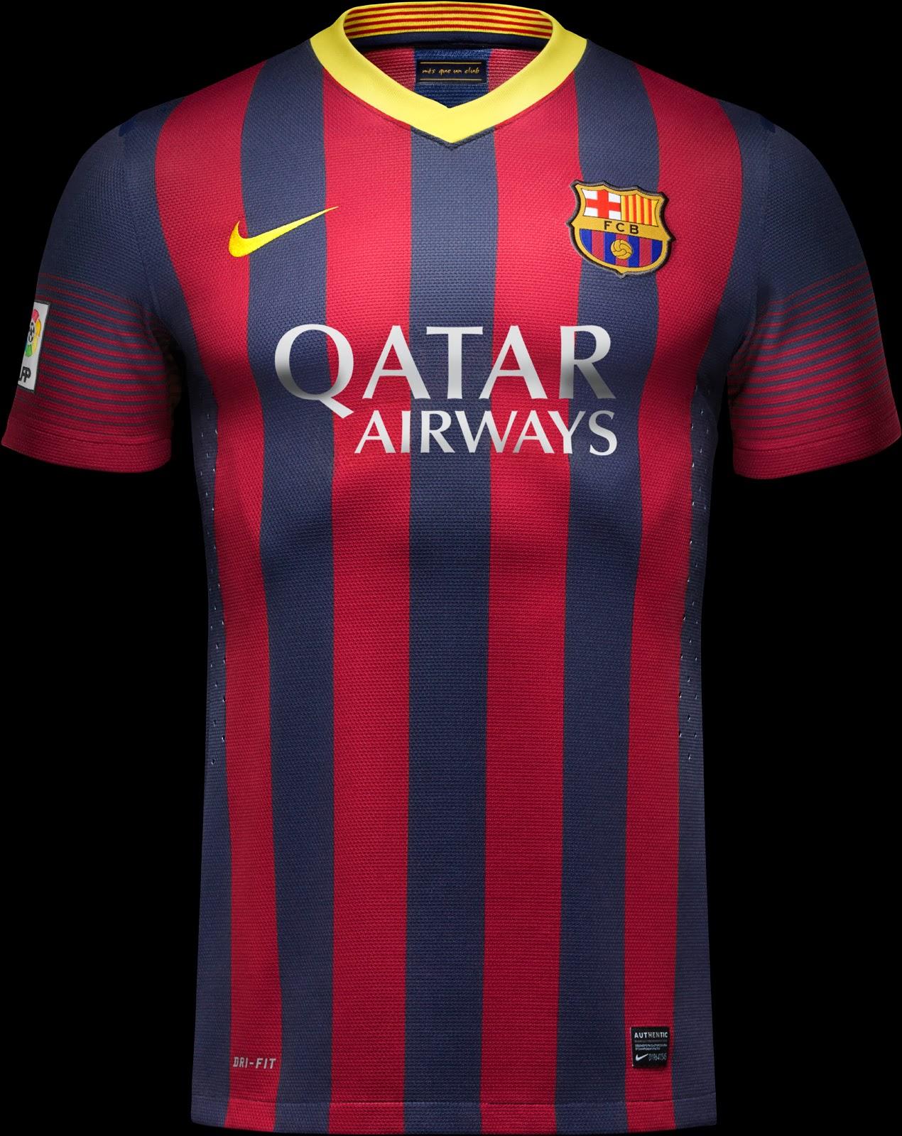 """J A K O Lubuk Pakam: Jersey Barcelona """" Barca """" ( All"""