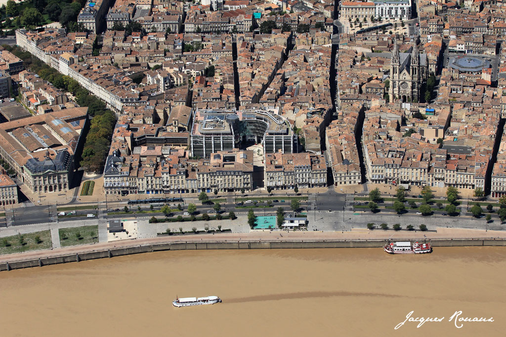 bordeaux photo a rienne la france vue du ciel