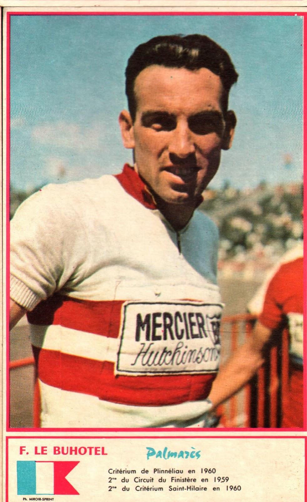 Mon Tour De France 1959   La Suite  Les Images Miroir Sprint