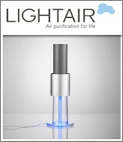 LightAir Product and Logo