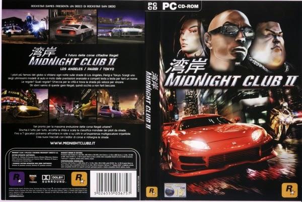 تحميل لعبة midnight club 2  برابط واحد وبدون تثبيت