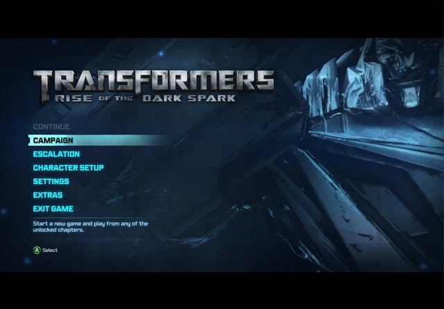 Transformers Rise of the Dark Spark PC Games