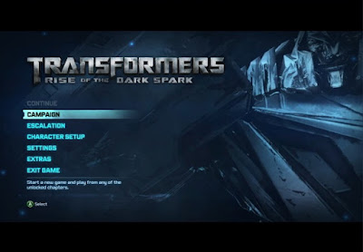 Transformers Rise of the Dark Spark PC