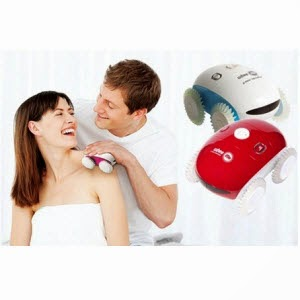 Flipkart :  Buy Milagrow WheeMe Massaging Robot Massager at Rs.2300