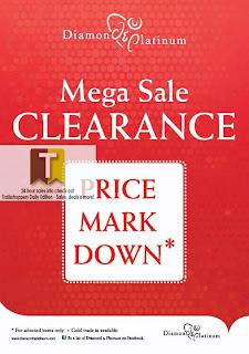 Diamond & Platinum Mega Sale Clearance 2012