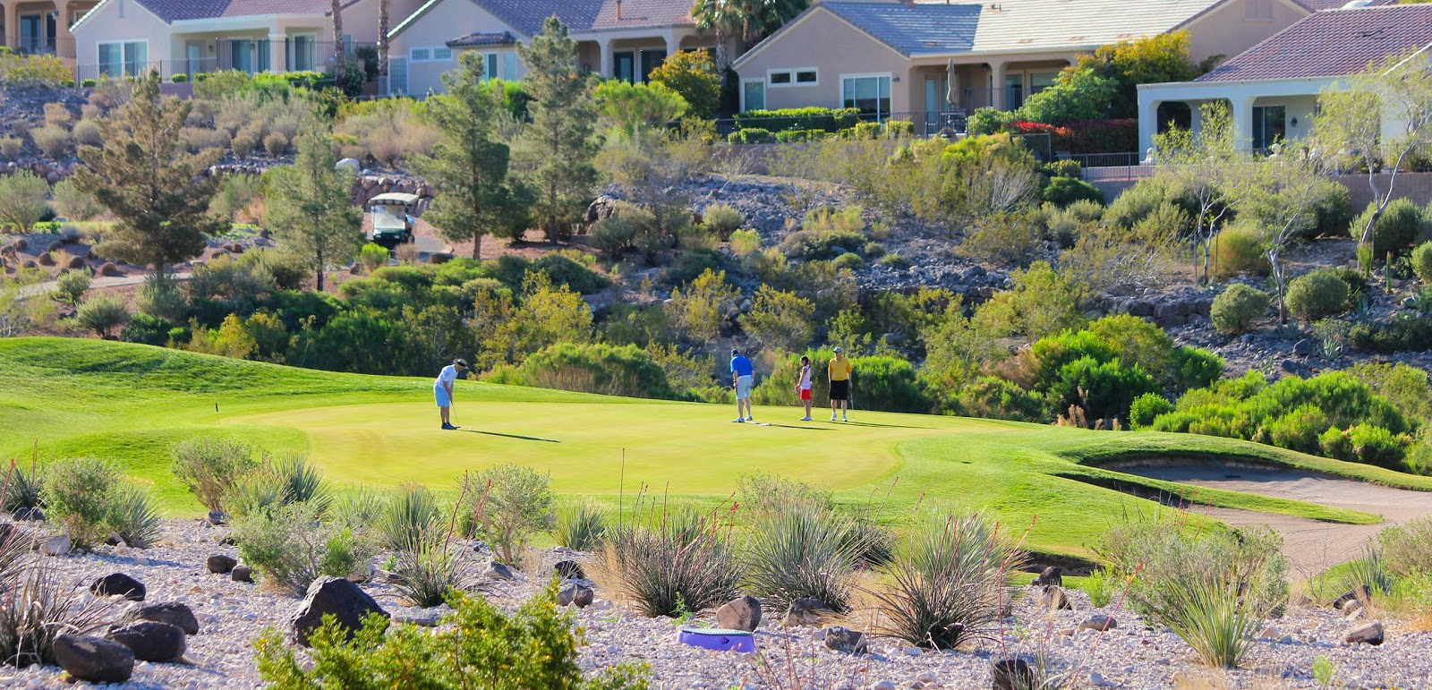 Revere Concord Golf Course in Las Vegas