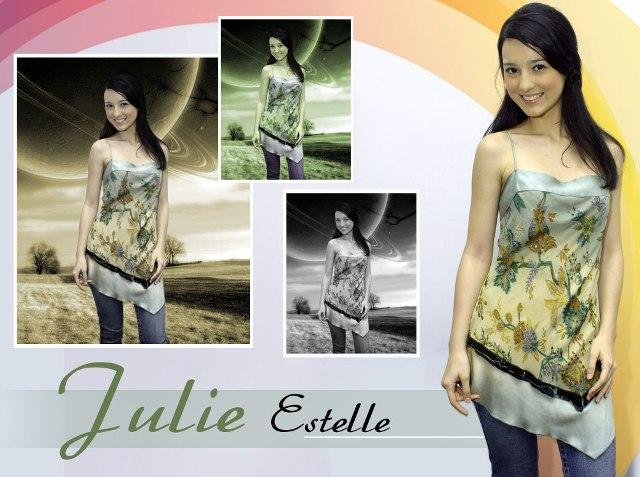 Foto Julie Estelle - Artis Cantik Indonesia