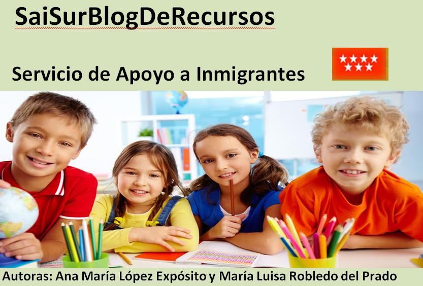 Sai Sur Blog De Recursos  Sevicio de apoyo a inmigrantes