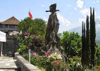 Ketep Pass, Wisata Alam di Bukit Sawangan