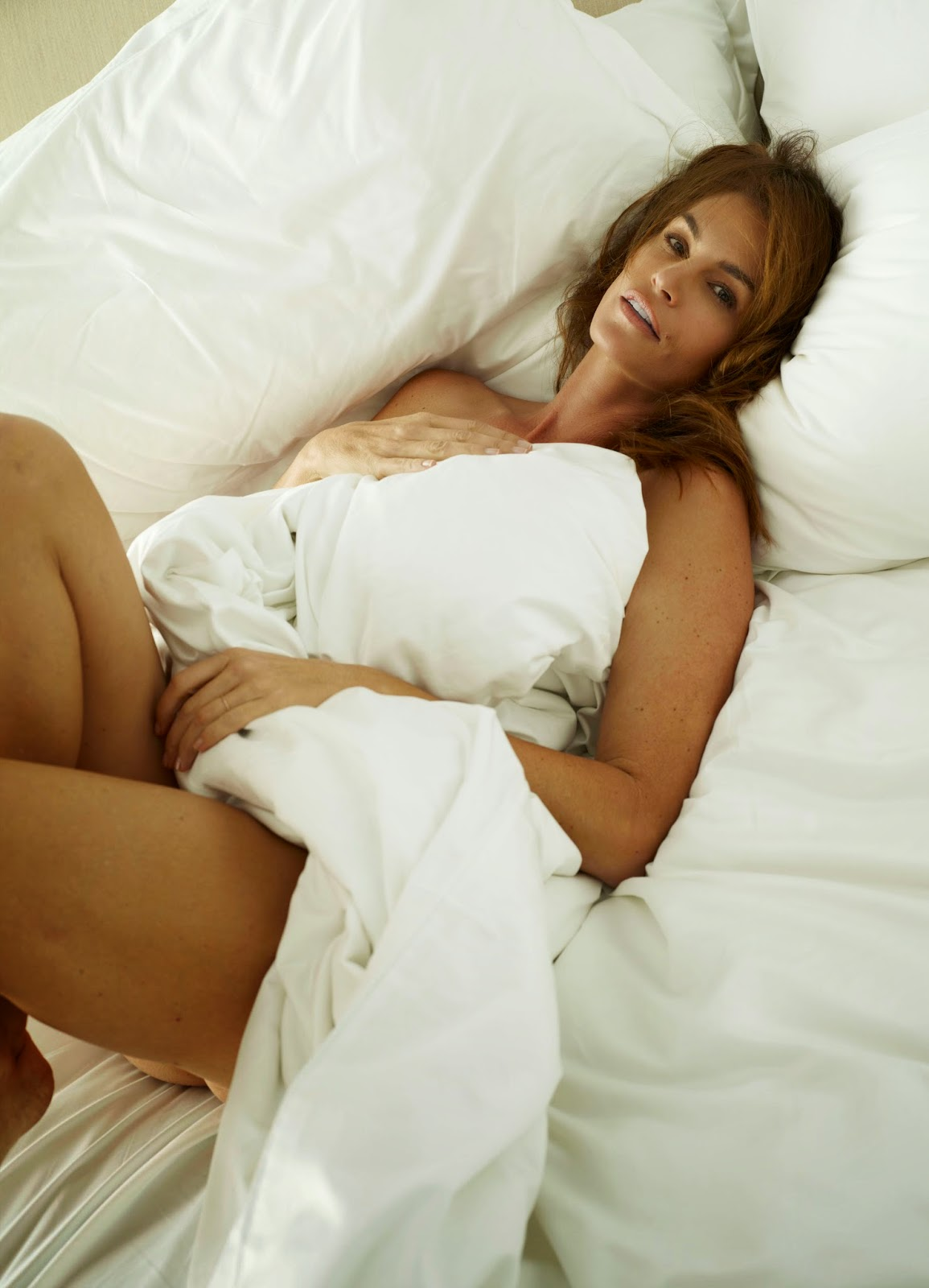 from Caleb cindy crawford naked porn pictures