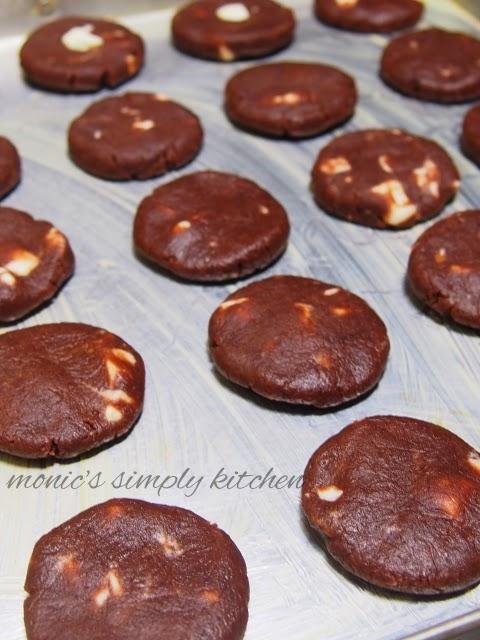adonan cookies