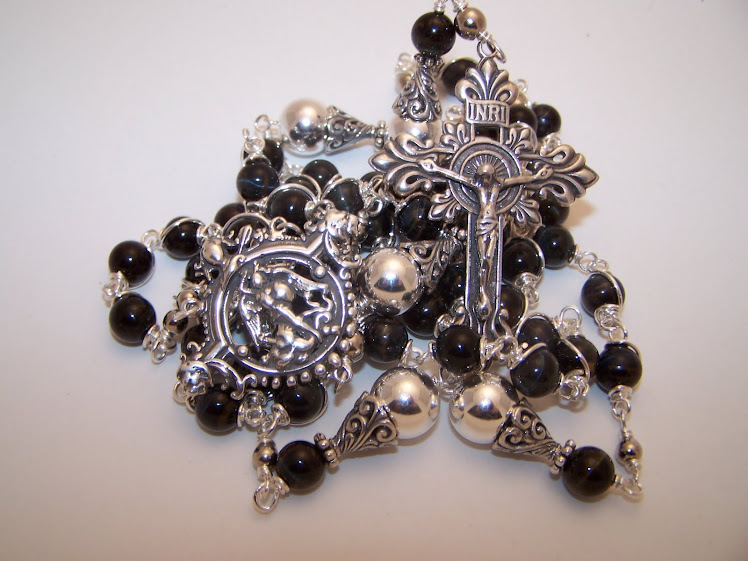 Newly Listed! Rosary Of St. Michael
