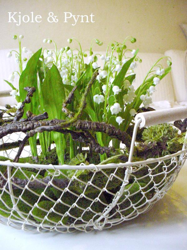 Seidenfeins blog vom sch nen landleben deine mama wird for Glasvase bepflanzen