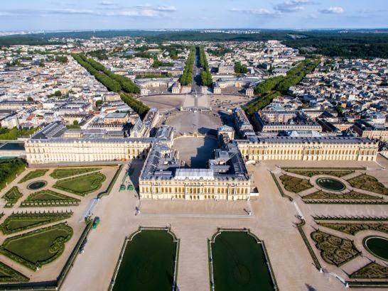 Versailles - Place d'Armes