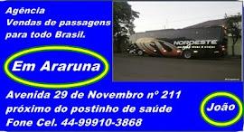 Vendas de passagens em Araruna