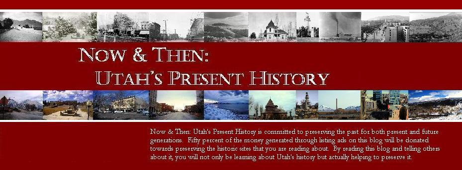 Utah&#39;s Present History