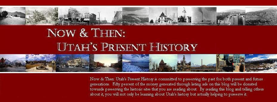 Utah's Present History