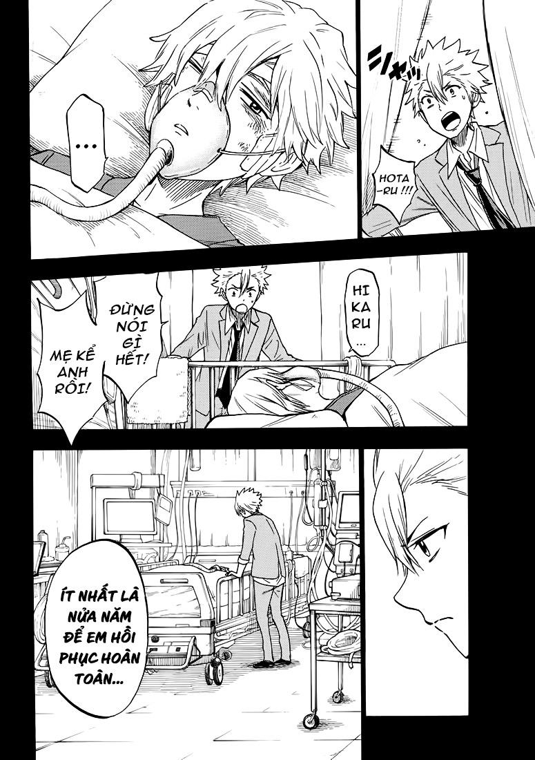Yamada-kun to 7-nin no majo chap 190 Trang 19 - Mangak.info