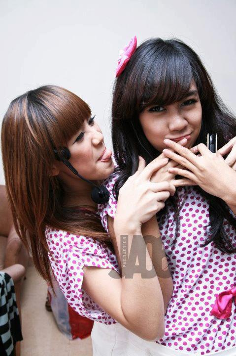 My Abstrak Blog: Anisa Chibi dan Christy Chibi:D